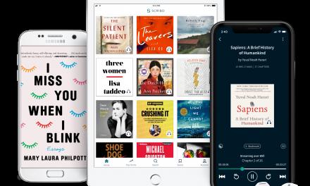 Scribd.com mení spôsob, akým svet číta (Recenzia)