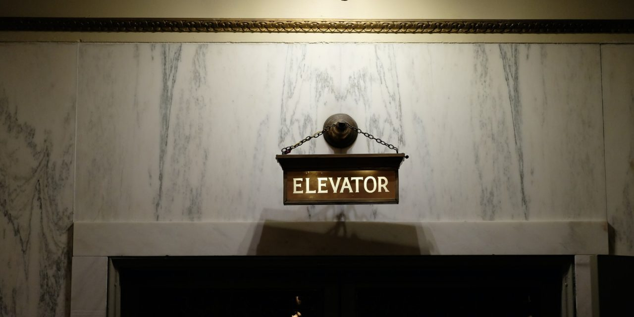 Elevator Pitch – Ako sa predstaviť, ak na to máte iba 30 sekúnd